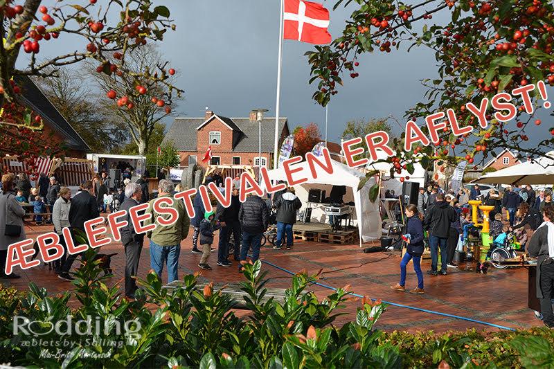 Æblefestivalen er desværre aflyst, men vi afholder mostedage både lørdag og søndag!